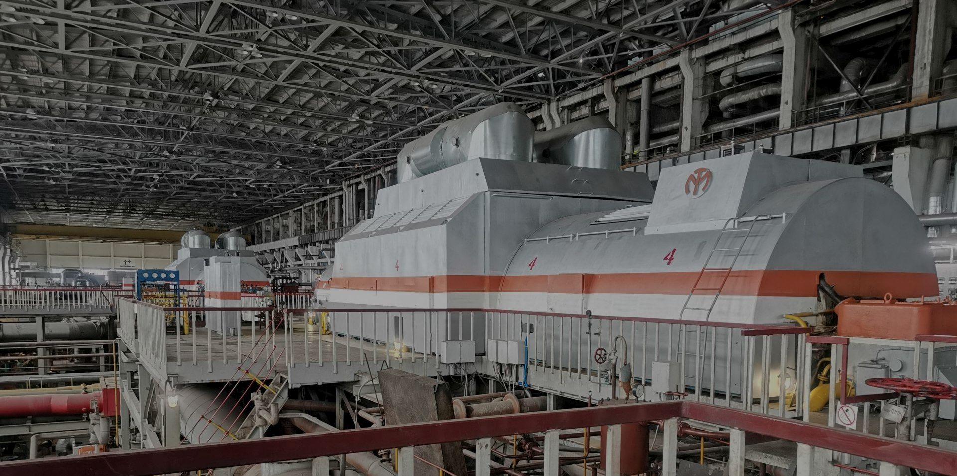 Турбоагрегат Т-100 в г. Владимир